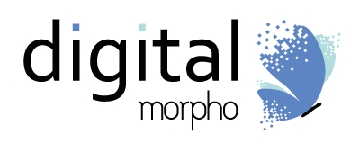 Catalyseur de transformation® | Logo de la marque Digital Morpho®